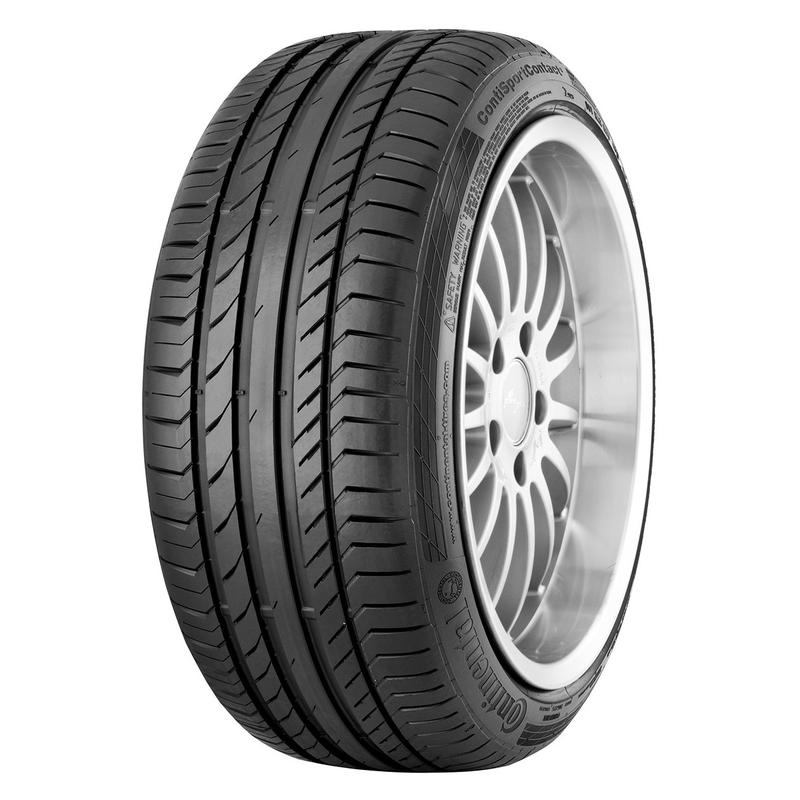 Летние шины Continental ContiSportContact 5 SUV 255/50R19 XL 107W Runflat
