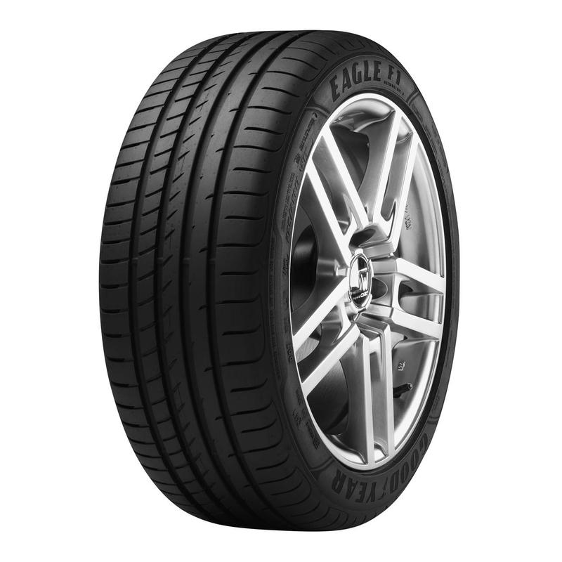 Летние шины GoodYear Eagle F1 Asymmetric 2 235/45R17 XL 97Y