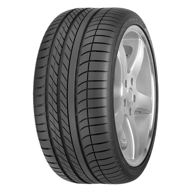 Летние шины GoodYear Eagle F1 Asymmetric 255/45R19 XL 104Y