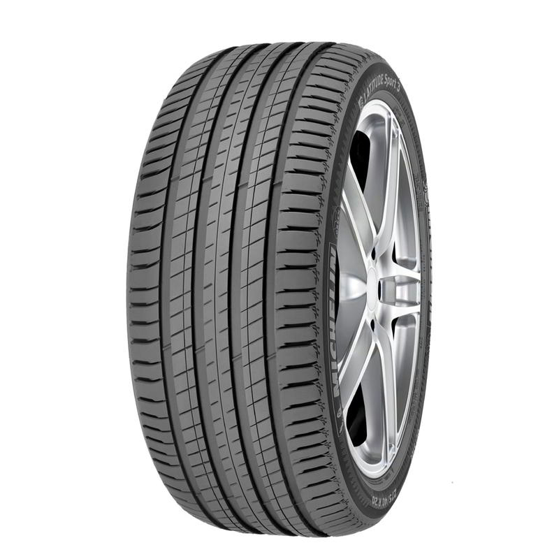 Летние шины Michelin Latitude Sport 3 255/55R18 XL 109Y