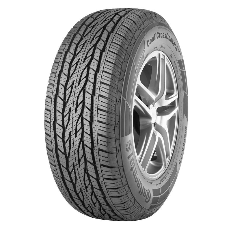 Летние шины Continental ContiCrossContact LX2 265/65R17 112H FR
