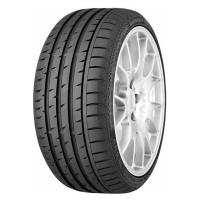 Летние шины Continental ContiSportContact 3 245/45R18 96Y Runflat