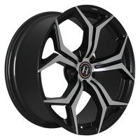 Литой колесный диск Harp Y-50 Satin Black Machined 9,0x20 5x112 ET42 D66,6