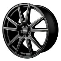 Литой колесный диск Fondmetal STC10F Matt Black Milled 9,5x19 5x112 ET21 D66,5
